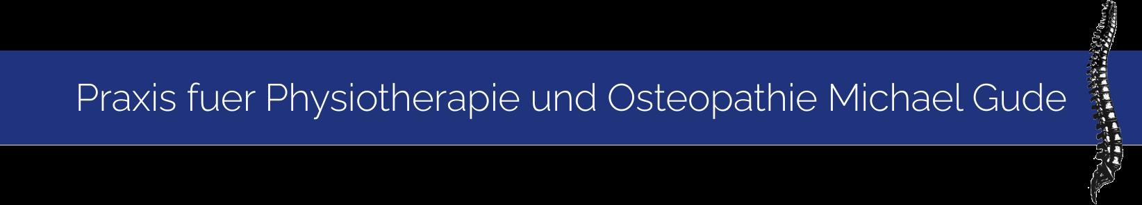 Praxis fuer Physiotherapie und Osteopathie Michael Gude